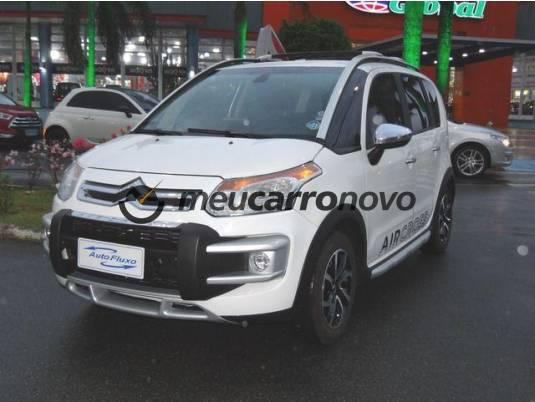 Citroën aircross exclusive 1.6 flex 16v 5p mec. 2010/2011