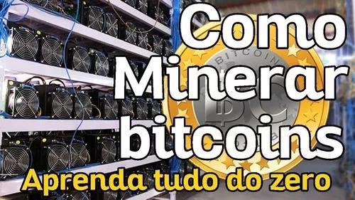 Como minerar bitcoin mineração envio grátis
