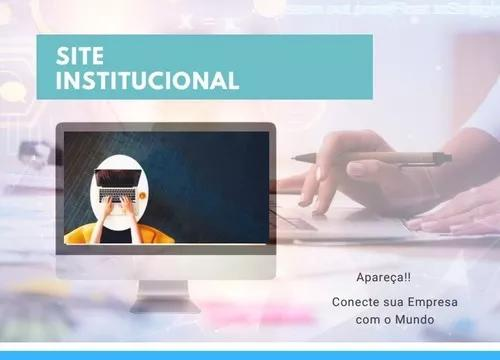 Criação de site profissional; website; site responsivo