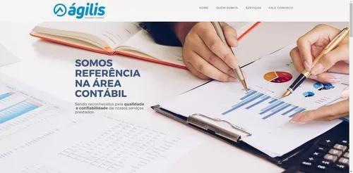 Criação de web sites profissionais