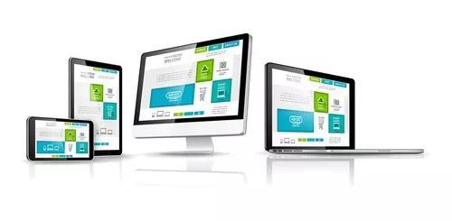 Criação website completo profissional responsivo