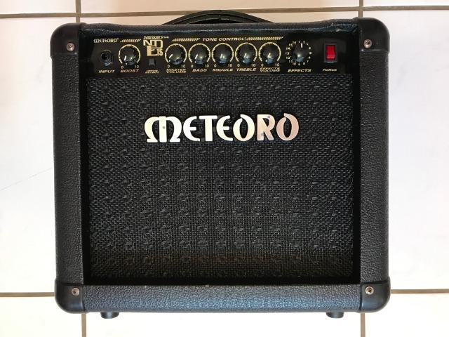 Cubo guitarra meteoro nitrous drive nde 15