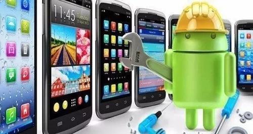 Curso de manutenção de celular android,iphone e software