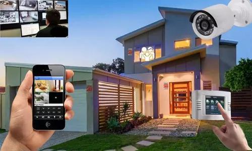 Instalamos cftv câmeras, alarmes e monitoramento