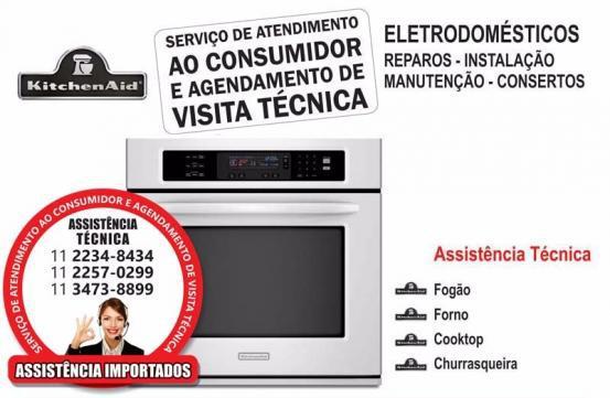 Instalação do seu eletrodomestico importado kitchenaid