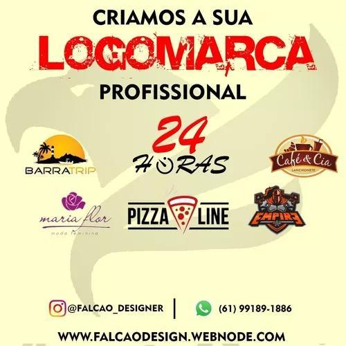 Logotipo logomarca logo criaçao arte profissional marca