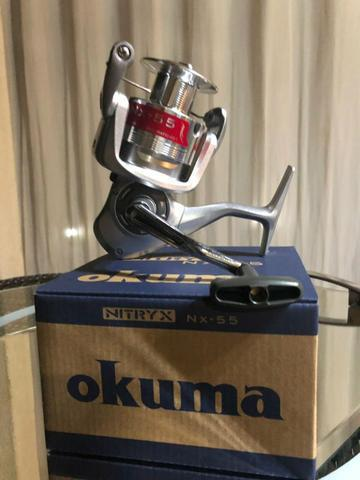 Molinete okuma nitryx nx-40 (pronta entrega)