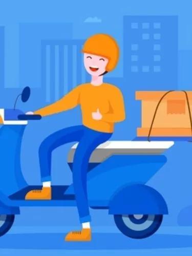Motoboy entregas rápidas 24 horas