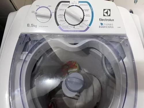 Máquina de lavar roupas eletrolux 8.5kg