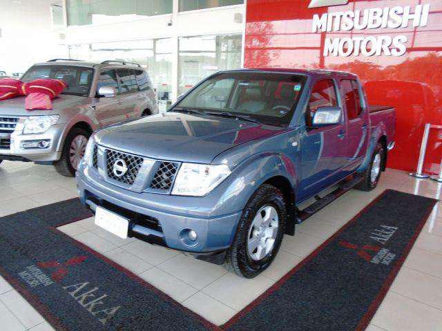 Nissan frontier xe cd 4x2 2.5 tb diesel