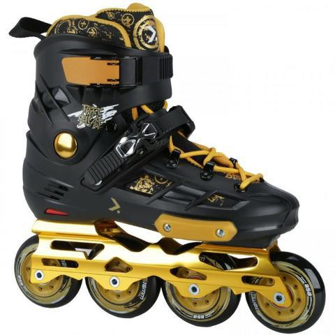 Patins oxer freestyle - in line - freestyle / slalom - abec