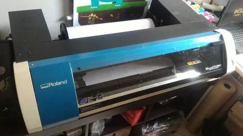 Plotter impressão e recorte roland bn20