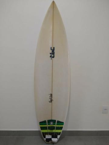 Prancha surf 6'0 29lts tbc - r$ 650,00