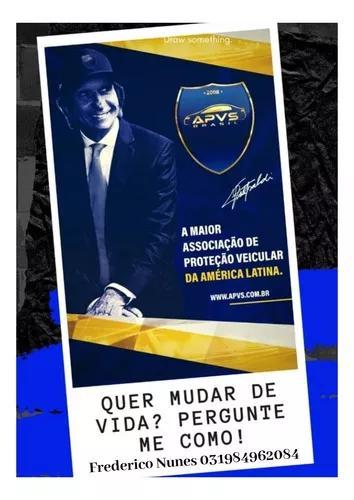 Proteção veicular apvs brasil, número 1