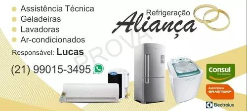 Refrigeração e climatização aliança
