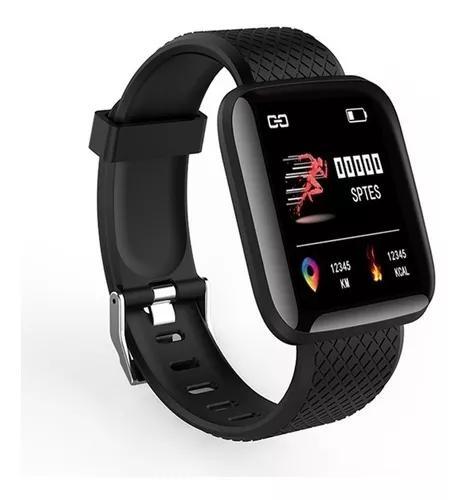 Relógio inteligente smartwatch d13 a prova da'agua