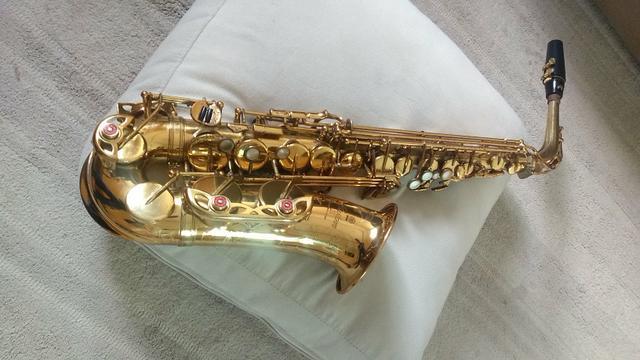 Sax alto yamaha custom 82z original