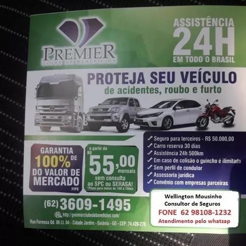 Seguro de veículos e motos a partir de 55 reais