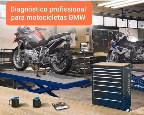 Serviço scanner reset erros motos bmw