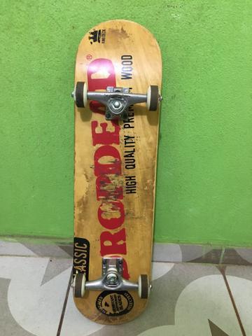Skate dropdead + longboard