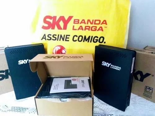 Sky - internet wifi ilimitada e tv por assinatura