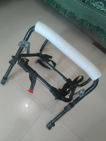 Suporte bicicleta semi novo
