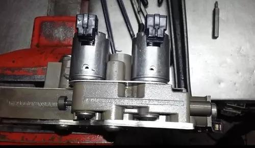 Troca eletrovalvula e óleo cambio automático al4 c4