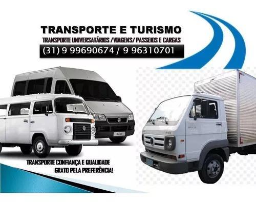 Veículos para transporte de serviços cargas e