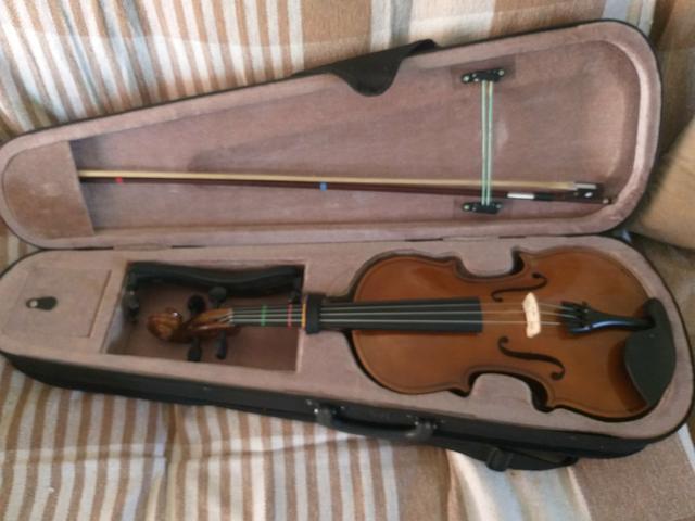 Violino michael completo!(imperdivel)