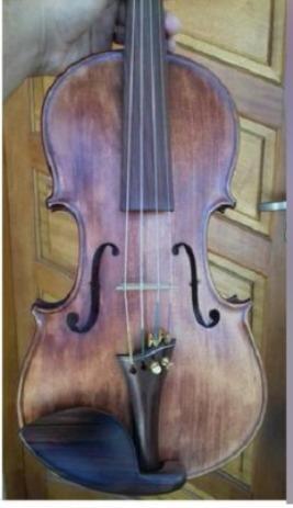 Violino nhureson 4/4 alegretto cordas thomastik dominant