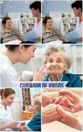 Cuidador de idosos especializações