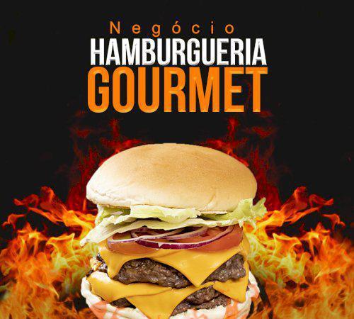 Negócio Hamburgueria Gourmet