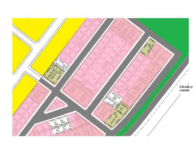 R$45.000,00 terrenos de 264 m2