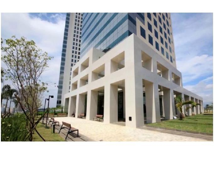 Sala comercial a venda helbor corporate offices, 205m²