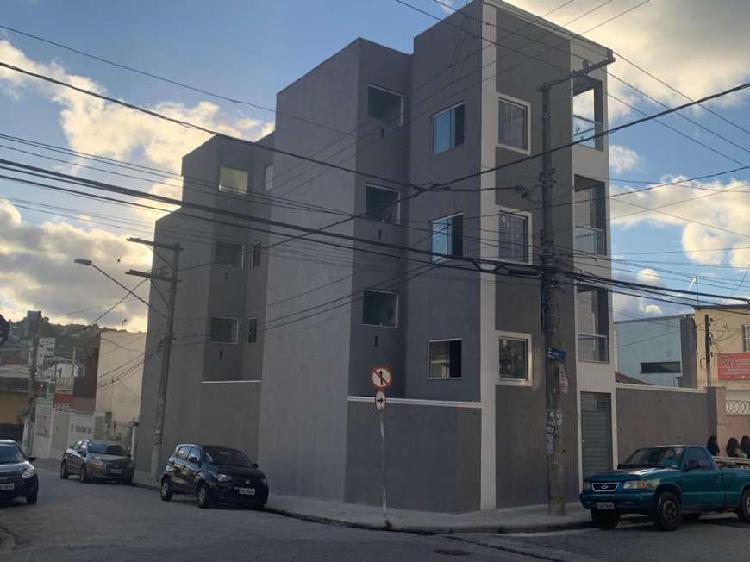 Apartamento com 2 quartos à venda, 46 m² por r$ 199.000
