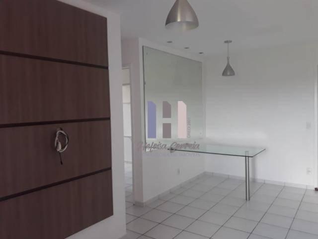 Apartamento com 2 dormitórios para alugar, 57 m² por r$