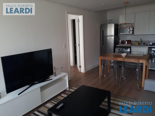 Apartamento para alugar com 1 dormitórios em jardim