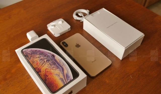 Apple iphone xs max gold 64gb dourado troco note 10 plus