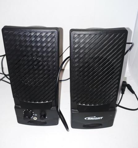 Caixas de som para notebook ou pc