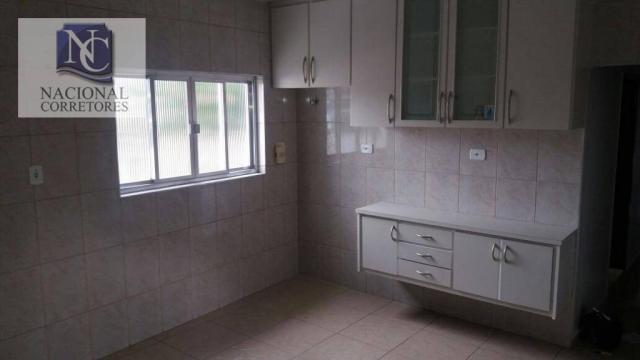Casa para alugar, 200 m² por r$ 2.000,00/mês - parque novo