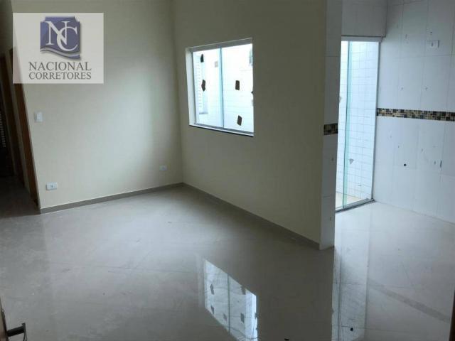 Cobertura com 2 dormitórios para alugar, 110 m² por r$