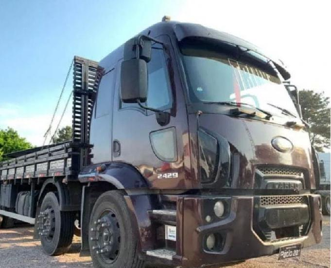 Ford cargo 2429 bitruck 8x2 2013