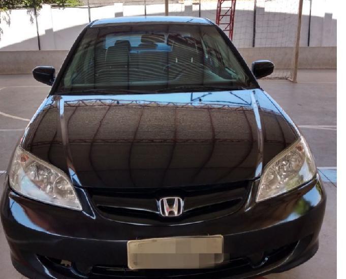 Honda civic automático (troco ou vendo)