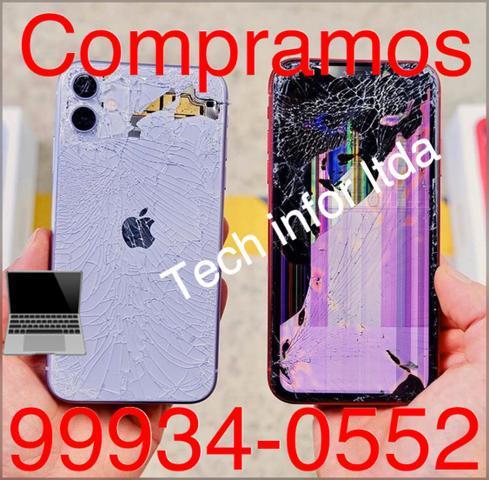 Iphone 6/7/8/x/ xs max / 11 // 11 pro /. c/ algum d e f e i