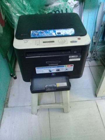 Impressora samsung clx 3185w