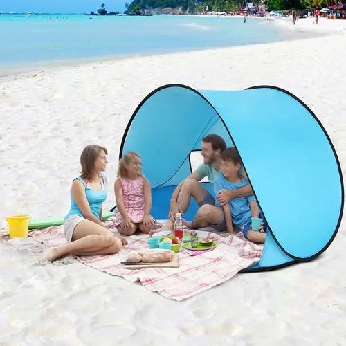 Instant pop up barraca do beb barraca da praia cabana