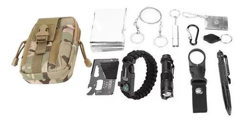Kits de sobrevivência de