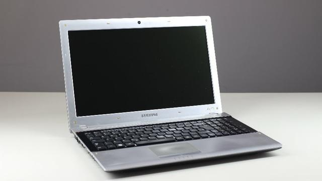 "Notebook samsung rv511 core i3 1°ger tela 15,6"" 320hd 4ram"