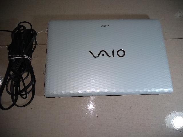 Notebook sony vaio pgc-71911x