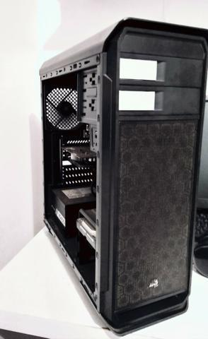 Pc gamer completo usado, fx-8300, gtx 1050 ti 4gb, ram 8gb,